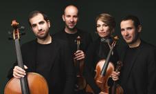 Quartetto Noûs con Fabrizio Meloni